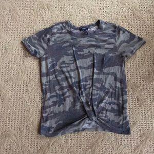 Forever 21 Camouflage Shirt. Size Large